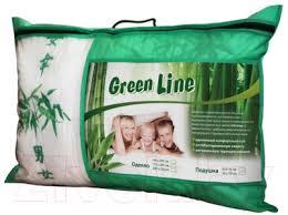 Нордтекс <b>Green Line</b> GLB 50x70 (<b>бамбук</b>) <b>Подушка</b> купить в Минске