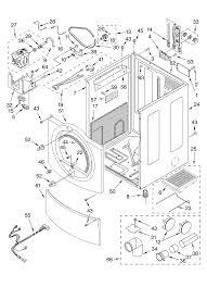 Whirlpool dryer schematic wiring diagram throughout