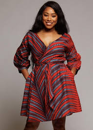 African Pattern Dress Extraordinary African Print Dresses African Clothing From D'iyanu D'IYANU