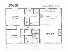 Small Picture Exceptional 30 X 40 House Plans 2 Floor Plans Of 3 Bedroom House