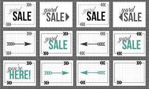 free garage sale signs free yard sale sign printables at diy printables yard sale signs