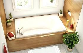 oval drop in garden tub archer x tubs revamping designs ergonomic 5 bathtub for relaxation the genx oval drop steps in jetted tubs