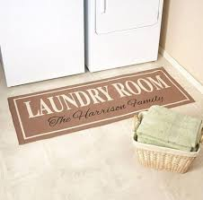 Personalized Laundry Room Rugs: the Useful and Creative Design Ideas to Try