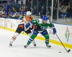 former phantom blair jones enjo a two goal performance against his former team on his way to 1 star of the game honors aaron palushaj scored his fifth