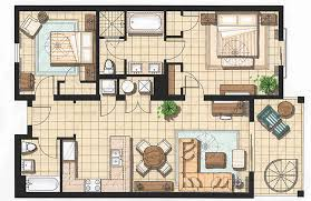 Hotels 2 Bedroom Suites Design