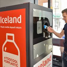 Vending Machine Skirt Adorable Iceland Supermarket Is Trialling A Reverse Vending Machine Good