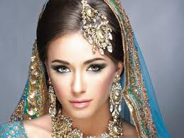 80 best images about indian bridal makeup on desi bride indian bridal makeup and stani bridal makeup
