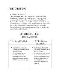 fictional character essay essays for online your favorite fictional character 10 5 writing prompts and