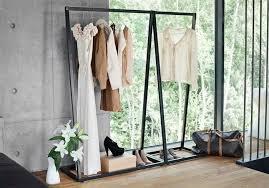 Wardrobe Coat Rack Unique 32 Superb Bedroom Clothes Rack Designs Rilane