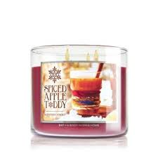 bath and body works yuma bath body works spiced apple toddy 3 wick candle reviews