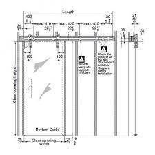 sliding door standard sliding glass door dimensions home