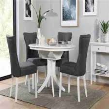 inspiration chair for kitchen table set furniture choice hudson round white extending dining with 4 bewley
