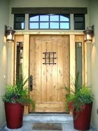 fiberglass double entry doors with glass home front doors for exterior doors for medium