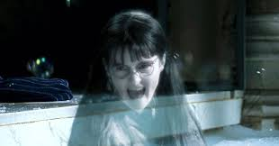 JK Rowling Harry Potter Character Moaning Myrtle Name