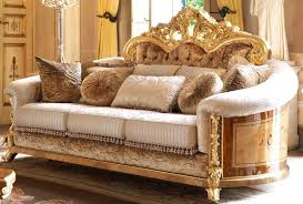 1 Unique and lavish sofa from our exclusive empire collection
