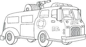 Free Fire Truck Coloring Pages Printable Free Fire Trucks Coloring