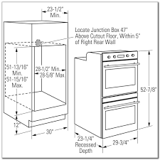 interior ikea wall oven cabinet dimensions home decorating ideas decent modest 8 wall oven