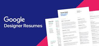 User Experience Designer Resume Impressive 48 Amazing Designer Resumes That Passed Google's Bar