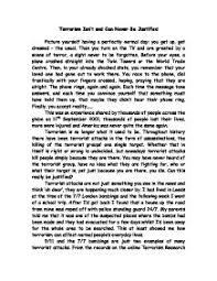 essay terrorism essay