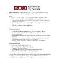 Resume Political Campaign Resume