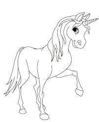 Baby Pegasus Coloring Pages My Localdea