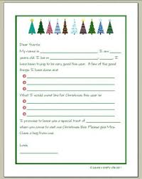 Printable Letter Templates 20 Free Printable Letters To Santa Templates Spaceships And Laser
