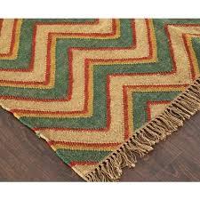 chevron jute rug chevron red green wool jute rug skinny mini chevron jute rug