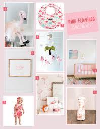 pink flamingo nursery bedding designs