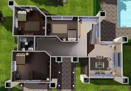Small Picture The sims 3 modern house building tips House modern