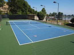Download Backyard Tennis Court Cost  Garden DesignBackyard Tennis Court Cost