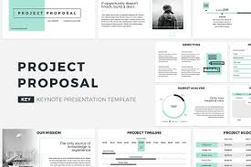 Project Proposal PowerPoint Template ~ Presentation Templates ...