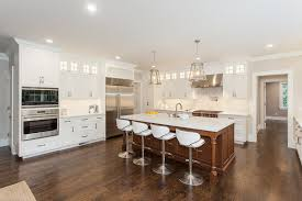 breakfast area lighting. LUXURIOUS EAT-IN KITCHEN | \u0026nbsp; \u0026nbsp;Bilotta White Cabinets To The Ceiling Breakfast Area Lighting R