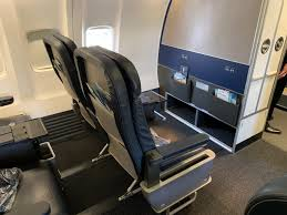 The Best Seat On A United Airlines 757 300 Live And Lets Fly