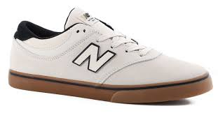 new balance skate shoes. cloud white/gum new balance skate shoes