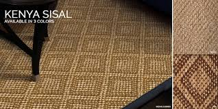 kenya patterned sisal rugs