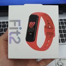 Đồng Hồ Thông Minh Samsung FIT 2 Chính Hãng, Fullbox, Nguyên Seal, Bảo Hành  Samsung Việt Nam tốt giá rẻ