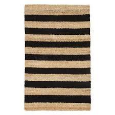 nautica hand braided jute rug 90x150cm