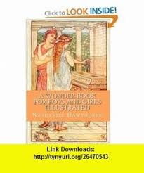 a wonder book for boys and s ilrated 9781611044171 nathaniel hawthorne