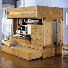 wooden loft beds with desk image of rustic storage loft bed with desk wood loft bed