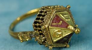 jewish wedding ring alsace france 1863 wikia