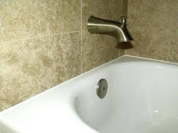 don t caulk here for best shower surround designs bathtub why does my keeps ing best bathtub caulk