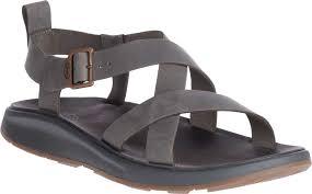 chaco wayfarer leather sandal men s