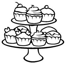 Small Picture Dessert Coloring Pages Coloring Coloring Pages