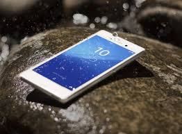 sony mobile. have a \u0027waterproof\u0027 xperia device? don\u0027t use it underwater, warns. sony mobile