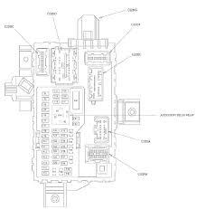 2010 ford flex fuse diagram ricks free auto repair advice ricks trailer wiring junction box diagram at Junction Box Diagram