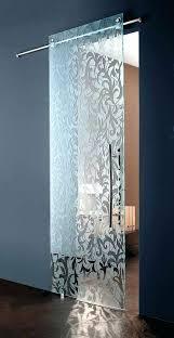 romantic frosted glass barn door for elegant decoration ideas with doors australia decor