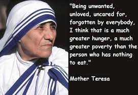 Mother Teresa Quotes On Love Gorgeous Mother Teresa Quotes Small Things With Great Love