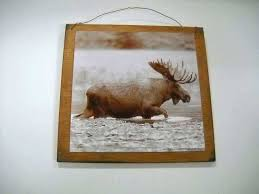 lodge wall art cabin wall decor fresh lodge moose hunting wooden wall art sign cabin decor