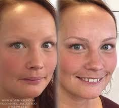 перманентный макияж фото до и после отзывы