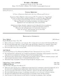 Recent Graduate Resume Objective New Grad Nursing Resume New ...